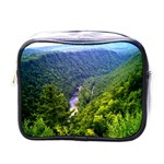 Pa Grand Canyon Long North View Of Gorge   Artrave Mini Toiletries Bag (One Side)
