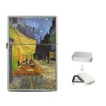 Vincent Van Gogh - Cafe Terrace at Night Flip Top Lighter