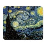 Vincent Van Gogh - Starry Night Large Mousepad