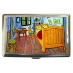 Vincent Van Gogh - The Artist s Bedroom at Arles Cigarette Money Case