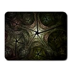Dark Web Fractal Small Mousepad