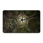 Dark Web Fractal Magnet (Rectangular)