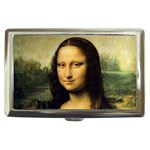 Leonardo Da Vinci - Mona Lisa Cigarette Money Case