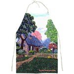 Essex House Cottage by Ave Hurley - Full Print Apron