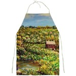Tenant House by Ave Hurley -Full Print Apron