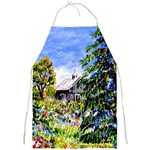 Hidden Barn by Ave Hurley -  Full Print Apron