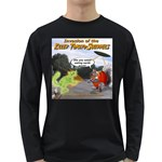 Killer Tomato Squirrel Long Sleeve Dark T-Shirt