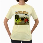 Killer Tomato Squirrel Women s Yellow T-Shirt