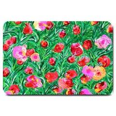 Flower Dreams Large Door Mat