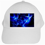 Outer Space Fractal White Cap