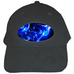 Outer Space Fractal Black Cap