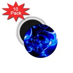 Outer Space Fractal 1.75  Magnet (10 pack)