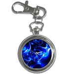 Outer Space Fractal Key Chain Watch