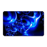 Outer Space Fractal Magnet (Rectangular)
