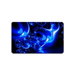 Outer Space Fractal Magnet (Name Card)