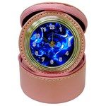Outer Space Fractal Jewelry Case Clock