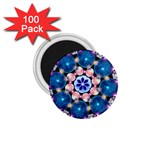Mandala Crystal Earth  1.75  Magnet (100 pack)