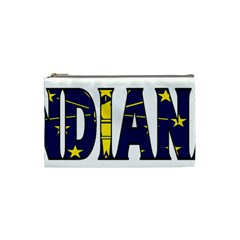 Indiana Cosmetic Bag (small) by worldbanners