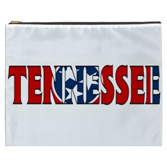 Tennessee Cosmetic Bag (xxxl) by worldbanners