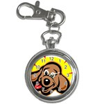 Dog Key Chain Watch