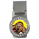 Dog Money Clip (CZ)