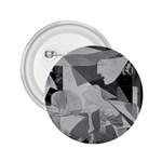 Pablo Picasso - Guernica Round 2.25  Button