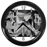 Pablo Picasso - Guernica Round Wall Clock (Black)