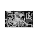 Pablo Picasso - Guernica Round Sticker Rectangular (10 pack)