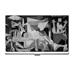 Pablo Picasso - Guernica Round Business Card Holder