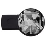 Pablo Picasso - Guernica Round USB Flash Drive Round (2 GB)