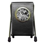 Pablo Picasso - Guernica Round Pen Holder Desk Clock