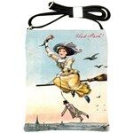 1905 Easter Witch  Shoulder Sling Bag