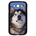 Use Your Photo Alaskan Malamute Dog Samsung I9082(Galaxy Grand DUOS)(Black)