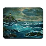 Hobson s Lighthouse -AveHurley ArtRevu.com- Small Mousepad