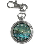 Hobson s Lighthouse -AveHurley ArtRevu.com- Key Chain Watch