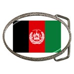 Afghanistan Belt Buckle