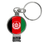 Afghanistan Nail Clippers Key Chain