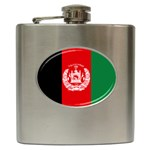 Afghanistan Hip Flask (6 oz)