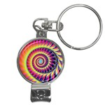 FF257 Nail Clippers Key Chain