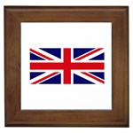 UK Framed Tile