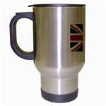 UK Travel Mug (Silver Grey)