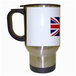 UK Travel Mug (White)