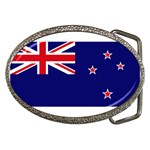 New Zealand Flag Belt Buckle