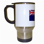 New Zealand Flag Travel Mug (White)