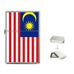Malaysian Flag Flip Top Lighter