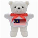 Malaysian Flag Teddy Bear