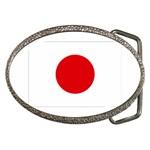 Japanese Flag Belt Buckle