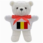 Belgium Flag Teddy Bear