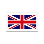 UK Sticker (Rectangular)