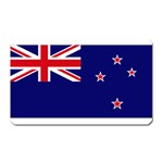 New Zealand Flag Magnet (Rectangular)